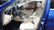 Mercedes C200 L 4Matic Sport interior at 2015 Shanghai Auto Show