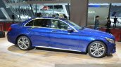 Mercedes C200 L 4Matic Sport side at 2015 Shanghai Auto Show