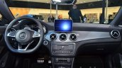 Mercedes CLA Shooting Brake dash at 2015 Frankfurt Motor Show