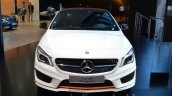 Mercedes CLA Shooting Brake face at 2015 Frankfurt Motor Show