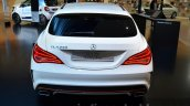 Mercedes CLA Shooting Brake rear at 2015 Frankfurt Motor Show
