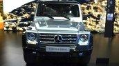 Mercedes G500 Rock Edition face at 2015 Shanghai Auto Show