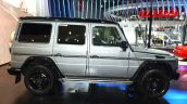Mercedes G500 Rock Edition side at 2015 Shanghai Auto Show