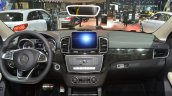 Mercedes GLE 450 AMG Coupe dashboard at 2015 Shanghai Auto Show.JPG