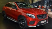 Mercedes GLE 450 AMG Coupe front three quarters at 2015 Shanghai Auto Show.JPG