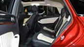 Mercedes GLE 450 AMG Coupe rear seats at 2015 Shanghai Auto Show.JPG