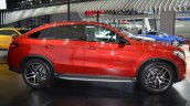 Mercedes GLE 450 AMG Coupe side at 2015 Shanghai Auto Show.JPG