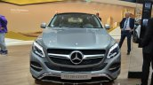 Mercedes GLE Coupe face at 2015 Frankfurt Motor Show