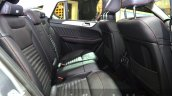Mercedes GLE Coupe rear seats at 2015 Frankfurt Motor Show