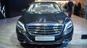 Mercedes Maybach S600 face at 2015 Frankfurt Motor Show