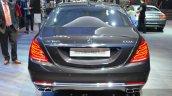 Mercedes Maybach S600 rear at 2015 Frankfurt Motor Show