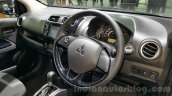 Mitsubishi Mirage facelift cabin at 2015 Thailand Motor Expo