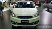 Mitsubishi Mirage facelift face at 2015 Thailand Motor Expo
