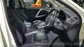 Mitsubishi Pajero Sport cabin driver side  at 2015 Thai Motor Expo