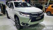 Mitsubishi Pajero Sport front three quarters at 2015 Thai Motor Expo