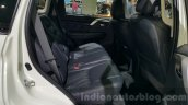 Mitsubishi Pajero Sport rear space at 2015 Thai Motor Expo