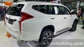 Mitsubishi Pajero Sport rear three quarters at 2015 Thai Motor Expo