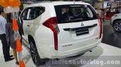 Mitsubishi Pajero Sport rear three quarters left at 2015 Thai Motor Expo