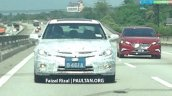 New Proton Perdana front exterior spotted