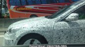 New Proton Perdana front wing exterior spotted