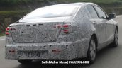 New Proton Perdana rear spotted with production-spec body