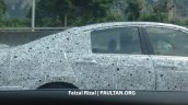 New Proton Perdana rear window exterior spotted