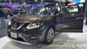 Nissan X-Trail front three quarters close at 2015 Thai Motor Expo