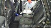 Nissan X-Trail rear seats at 2015 Thai Motor Expo