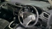 Nissan X-Trail steering wheel at 2015 Thai Motor Expo