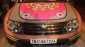 Renault Duster Manish Arora design front end unveiled