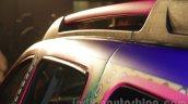 Renault Duster Manish Arora design roof rail unveiled