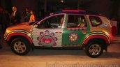 Renault Duster Manish Arora design side unveiled