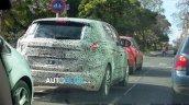 Renault Scenic 2016 spy shot