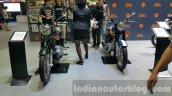 Royal Enfield Bullet 500 at 2015 Thailand Motor Expo