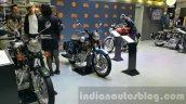 Royal Enfield Classic 500 at 2015 Thailand Motor Expo