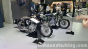 Royal Enfield Classic Chrome at 2015 Thailand Motor Expo