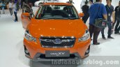 Subaru XV front at the 2015 Thailand Motor Expo