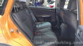 Subaru XV rear seat at the 2015 Thailand Motor Expo