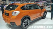 Subaru XV rear three quarters at the 2015 Thailand Motor Expo