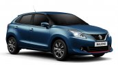 Suzuki Baleno Web S Edition front quarter launched in Italy