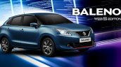 Suzuki Baleno Web S Edition launched in Italy