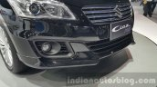 Suzuki Ciaz RS front spoiler at 2015 Thailand Motor Expo
