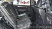 Suzuki Ciaz RS rear seats at 2015 Thailand Motor Expo