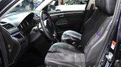 Suzuki Swift XTRA Edition interior at 2015 Frankfurt Motor Show