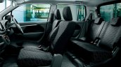 Suzuki Wagon R FX Limited cabin launched
