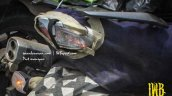 TVS Apache 200 LED tail light spied up-close in Indonesia