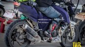 TVS Apache 200 rear quarter spied up-close in Indonesia