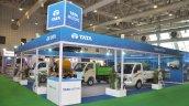 Tata Motors stall at Municipalika