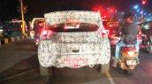 Tata Nexon X104 rear spied