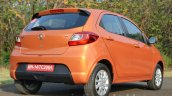 Tata Zica Revotorq diesel rear quarter Review